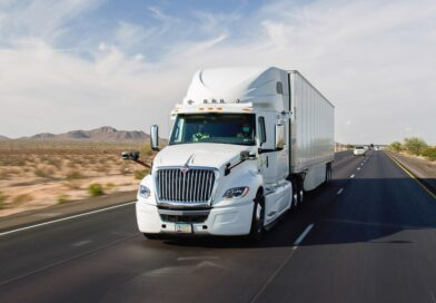 Trucks Move Past Cars on the Road to Autonomy